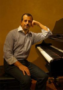 Σύλλογος Τέρψις - Μουσικες του Κόσμου - Γιάννης Αερινιώτης - Πιάνο